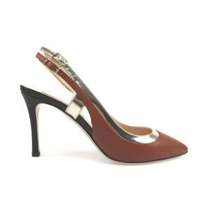 ESCARPIN GUIDO SGARIGLIA Chaussures Femme Escarpin Cuir Mar