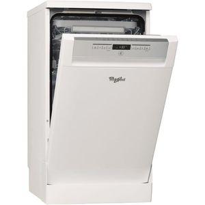 LAVE-VAISSELLE Lave-vaisselle 45cm WHIRLPOOL ADP 522WH