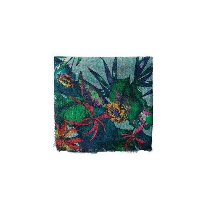 Foulard Desigual Tropicalia - Achat   Vente echarpe - foulard ... 3ea1db37cc6
