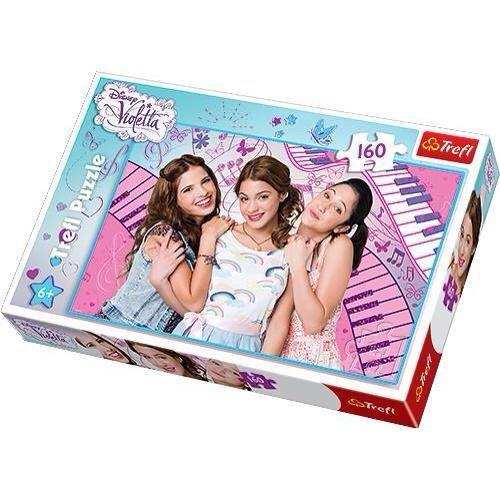 Puzzle violetta 5900511152852 achat vente puzzle - Jeux gratuits de violetta ...