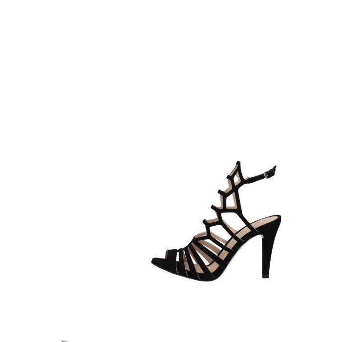 Unisa Sandal Femme Black, 39