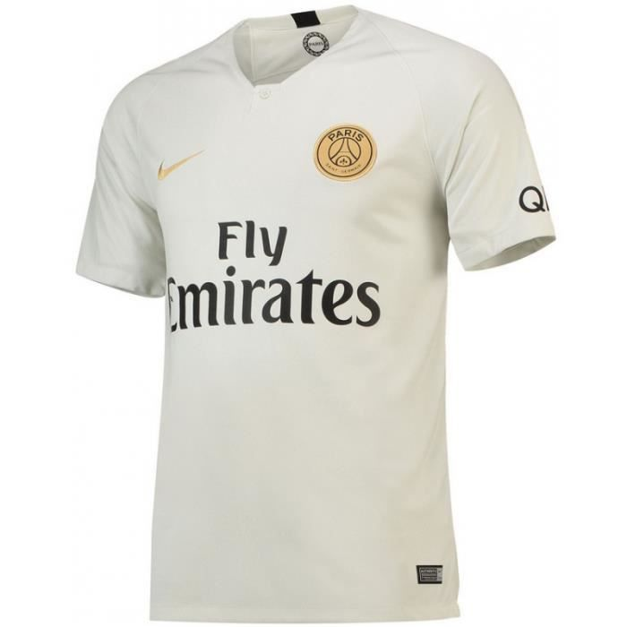 032f90754 Maillot PSG AWAY 2018-19 - Prix pas cher - Cdiscount