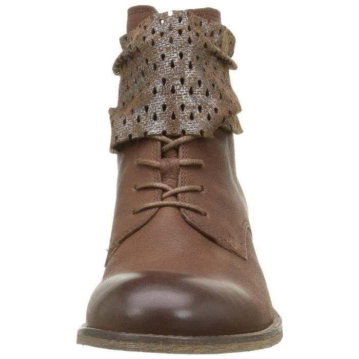 bottines / low boots punkyzip femme kickers 444361 LuhY8MX