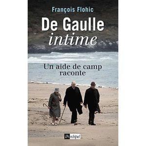 LIVRE HISTOIRE FRANCE De Gaulle intime