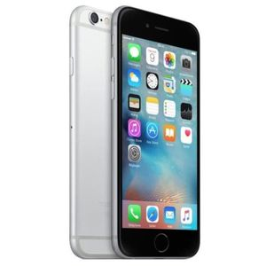 SMARTPHONE iPhone 6 64 Go Gris Sideral Comme Neuf