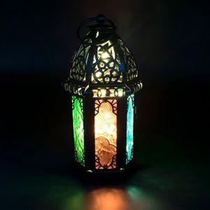 LAMPE A POSER LAMPE A POSER 20 LED brossé Vintage lumière fée Lu