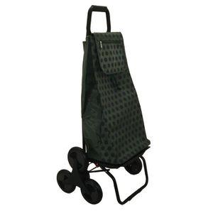 chariot de courses a 6 roue achat vente pas cher. Black Bedroom Furniture Sets. Home Design Ideas