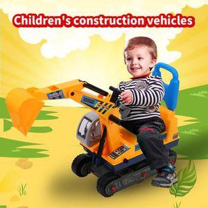 e72f0548bc56 PORTEUR - POUSSEUR Porteur Enfant Véhicule Tracteur Excavatrice de Co