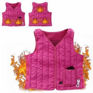 Emebay –vêtements Réglable Gilet Chaud Taille Chauffant qa6pxwgUan