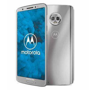 SMARTPHONE Double carte SIM pour Motorola Moto G6 Silver 3 Go