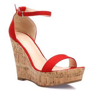 9214b497c8c08d Chaussures à talon La modeuse - Achat / Vente Chaussures à talon La ...