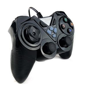 DRAGONNE MANETTE Manette PS3 PC sans Fil,Connectée avec USB, Manett
