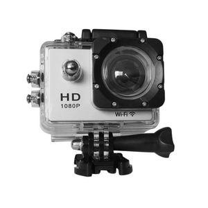 PACK CAMERA SPORT Caméra sport ultra HD 1080P 12MP WIFI caméra d'act
