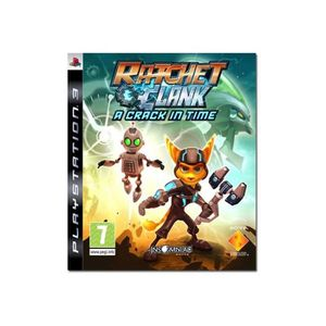 JEU PS3 Ratchet & Clank A Crack in Time PlayStation 3