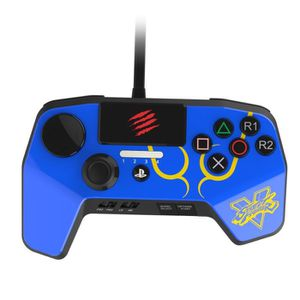ADAPTATEUR MANETTE ADCATZ STREET FIGHTER PS4/PS3