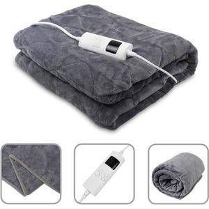 Couverture chauffante achat vente pas cher soldes d s le 27 juin cdiscount - Couverture chauffante lit ...