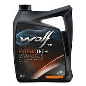 HUILE MOTEUR Bidon 20 litres d'huile 85W140 Wolf 8306853