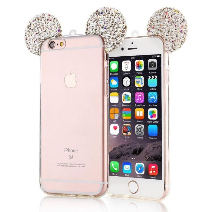 coque mous iphone 7 plus