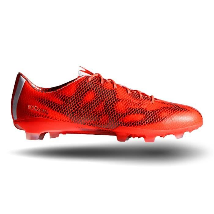 best website c1f13 7c107 ADIDAS Chaussures Football F50 Adizero Terrain Sec FG Homme