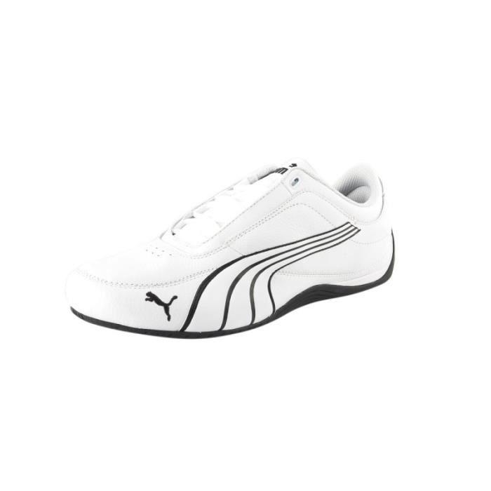 bas prix c0d5f 30d61 Baskets PUMA Homme Collection FUTURE CAT M2 Blanc blanc ...