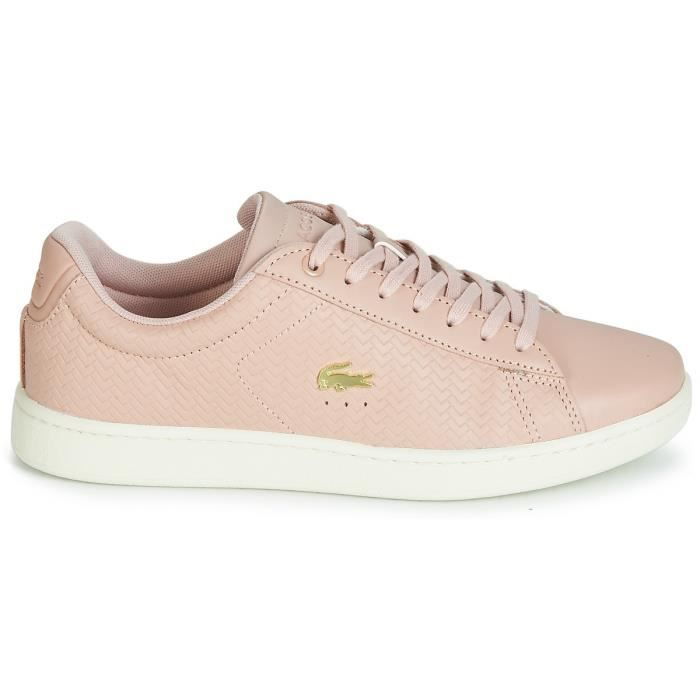 2864ccdc4 Basket mode Lacoste Carnaby Evo 119 3 Rose