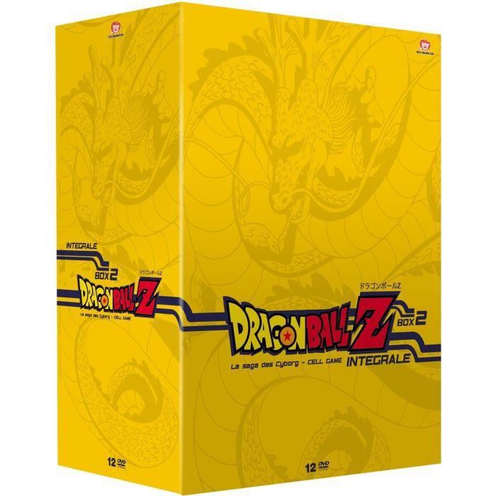 DVD DESSIN ANIMÉ Coffret dragon ball Z - Volume 2 - En DVD