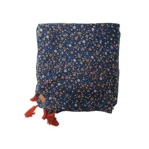 a86a17bfe53b5 PEPE JEANS - Foulard Laura Pepe Jeans - (Marine - Unique) - Achat ...