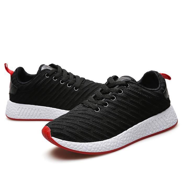 Hommes ou des femmes exécutant des chaussures jogger baskets mMqC15xd2