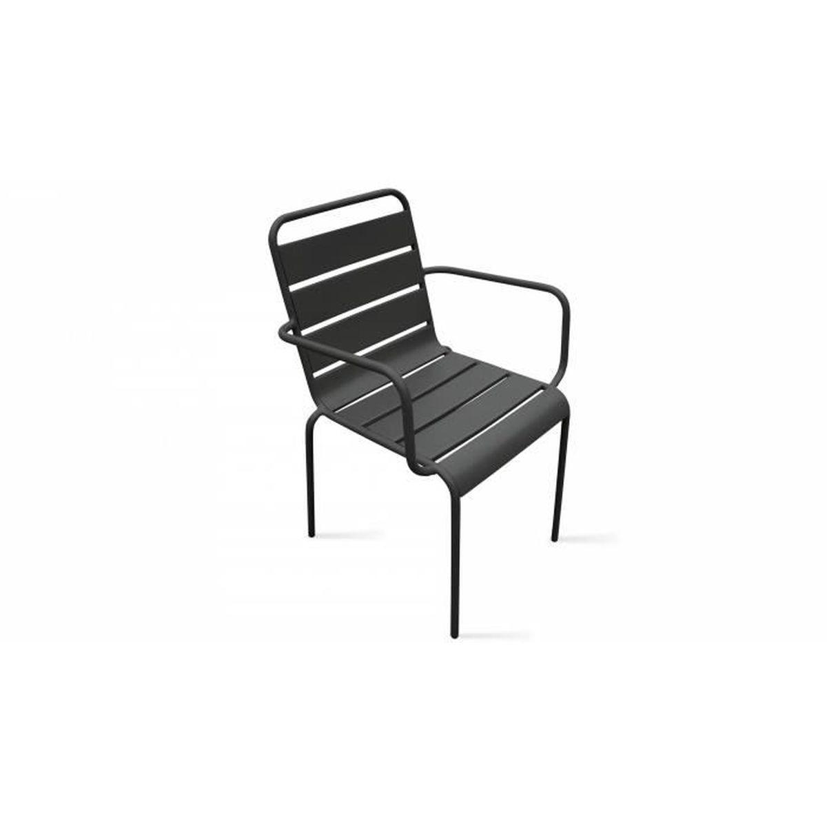 beautiful chaise de salon de jardin gris contemporary. Black Bedroom Furniture Sets. Home Design Ideas