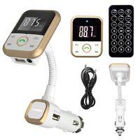 TRANSMETTEUR FM Kit Bluetooth Lecteur MP3 Voiture Transmetteur FM
