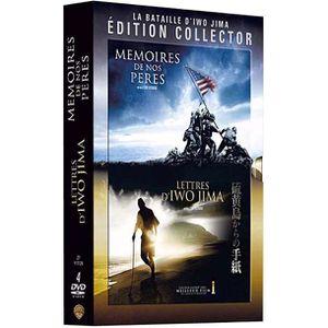 DVD FILM DVD Coffret clint eastwood : memoires de nos pe...