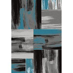 Tapis de salon Lima bl gr no 80x150 cm