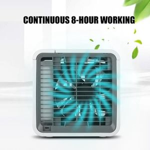 CLIMATISEUR MOBILE 3 EN 1 Mini Refroidisseur d'air Climatiseur Ventil