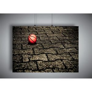 AFFICHE - POSTER Poster BASKETBALL STREETBALL MACRO SPORT CLASSIC -
