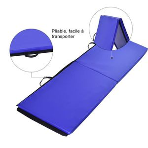 TAPIS DE SOL FITNESS Tapis de sol gymnastique tapis de yoga natte de gy