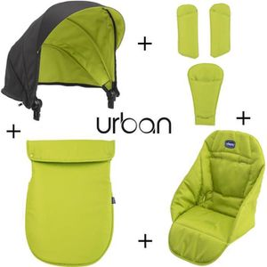 PACK VOYAGE CHICCO Pack Coloris Urban Wimbledon