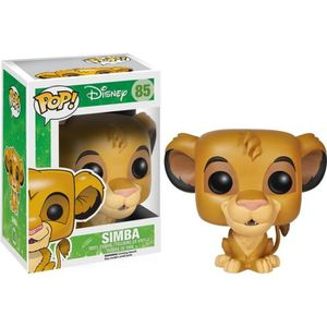 FIGURINE - PERSONNAGE Figurine Funko Pop! Disney - Le Roi Lion: Simba
