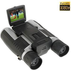 JUMELLE OPTIQUE Jumelle binoculaire 12x32 avec caméra HD