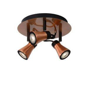 spot cuivre achat vente spot cuivre pas cher cdiscount. Black Bedroom Furniture Sets. Home Design Ideas