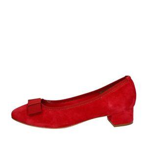 BALLERINE Cinzia Soft Ballerines Femme Rouge, 36