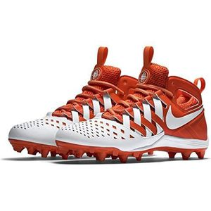CHAUSSURES DE FOOTBALL Nike Men's Huarache V Lax Cleated Shoe YL2TG Taill