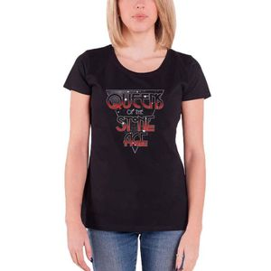 Officiel The T Queens Of Retro Femme Shirt Space Stone Nouveau Age thCBQrsdx