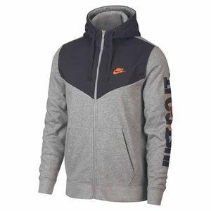 904a20f0fc SWEATSHIRT Sweat à capuche Nike Sportswear HBR Fleece - 93190 ...