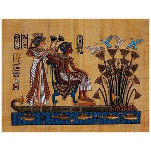 PUZZLE Puzzle 2000 pcs Pharaon Et Epouse