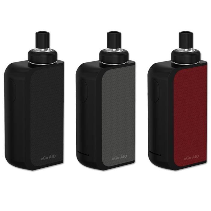 Kit eGo AIO BOX - NOIR ROUGE - JOYETECH - Achat   Vente pack ... f9013eda583