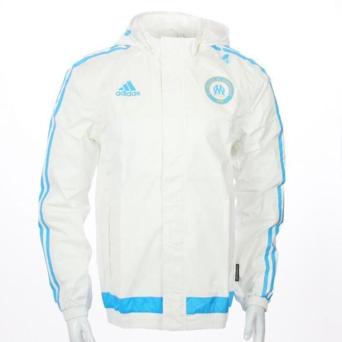 tenue de foot Olympique de Marseille Vestes