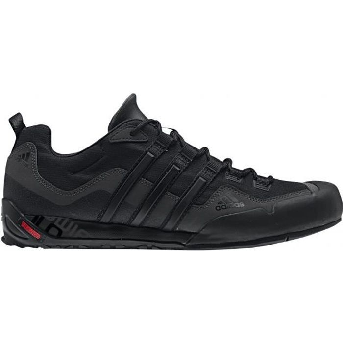 Noir D'approche Prix Chaussures Swift Solo Adidas Terrex Homme hrdCtsQ