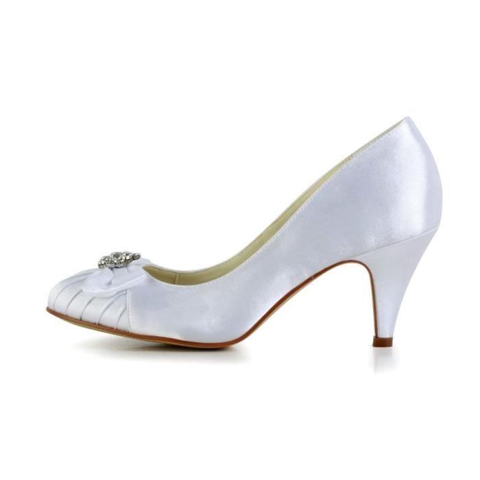 Jia Jia Wedding 594942 chaussures de mariée mariage Escarpins pour femme FlTZ5xKwp7