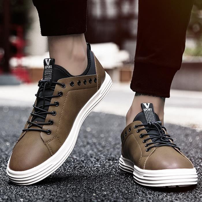 ville Baskets homme Chaussures Nouveauté sport mode solde populaires et Chaussures Chaussures en Chaussures Baskets Sport de loisir wqqA4rXB