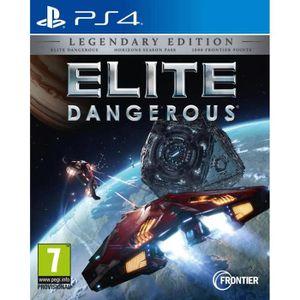 JEU PS4 Elite Dangerous: Legendary Edition Jeu PS4